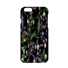Floral Pattern Background Apple iPhone 6/6S Hardshell Case by Simbadda