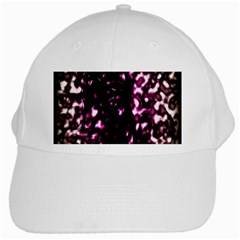 Background Structure Magenta Brown White Cap by Simbadda