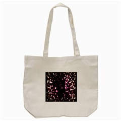 Background Structure Magenta Brown Tote Bag (cream) by Simbadda
