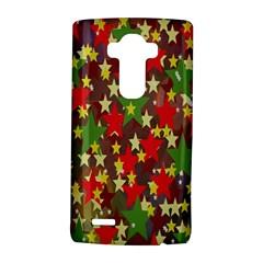 Star Abstract Multicoloured Stars Background Pattern Lg G4 Hardshell Case by Simbadda