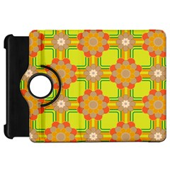 Floral Pattern Wallpaper Background Beautiful Colorful Kindle Fire Hd 7  by Simbadda