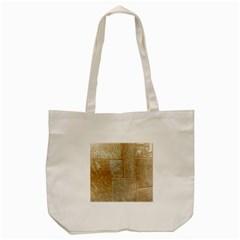 Texture Of Ceramic Tile Tote Bag (cream) by Simbadda