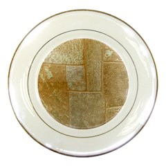 Texture Of Ceramic Tile Porcelain Plates by Simbadda