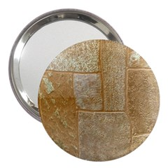 Texture Of Ceramic Tile 3  Handbag Mirrors by Simbadda