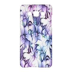 Floral Pattern Background Samsung Galaxy A5 Hardshell Case  by Simbadda