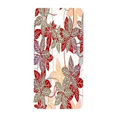 Floral Pattern Background Samsung Galaxy Alpha Hardshell Back Case by Simbadda