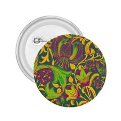Floral Pattern 2 25  Buttons by Valentinaart