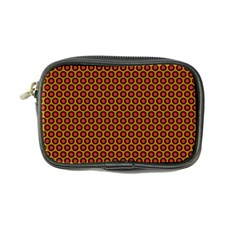 Lunares Pattern Circle Abstract Pattern Background Coin Purse by Simbadda