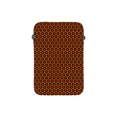 Lunares Pattern Circle Abstract Pattern Background Apple Ipad Mini Protective Soft Cases by Simbadda