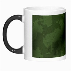 Vintage Camouflage Military Swatch Old Army Background Morph Mugs by Simbadda