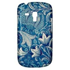Floral Pattern Galaxy S3 Mini by Valentinaart