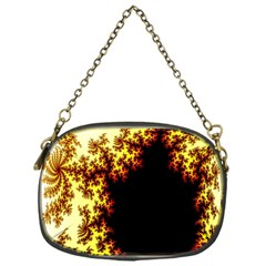 A Fractal Image Chain Purses (one Side)  by Simbadda