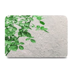 Plants Over Wall Plate Mats by dflcprints