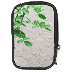 Plants Over Wall Compact Camera Cases by dflcprints