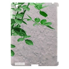Plants Over Wall Apple Ipad 3/4 Hardshell Case (compatible With Smart Cover) by dflcprints