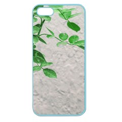 Plants Over Wall Apple Seamless Iphone 5 Case (color) by dflcprints