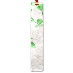 Plants Over Wall Large Book Marks by dflcprints