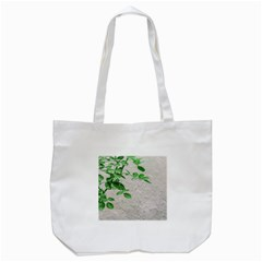 Plants Over Wall Tote Bag (white) by dflcprints