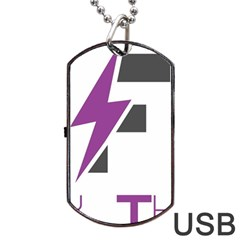 Original Logos 2017 Feb 5529 58abaecc49c40 (1) Dog Tag Usb Flash (two Sides) by FlashyThread