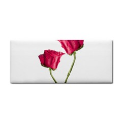 Red Roses Photo Cosmetic Storage Cases by dflcprints