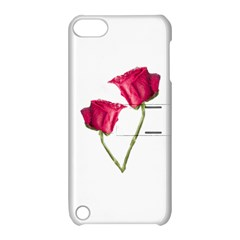 Red Roses Photo Apple Ipod Touch 5 Hardshell Case With Stand by dflcprints