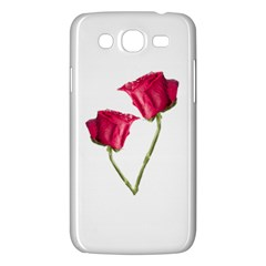 Red Roses Photo Samsung Galaxy Mega 5 8 I9152 Hardshell Case  by dflcprints