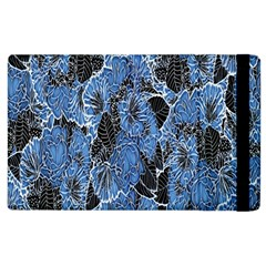 Floral Pattern Background Seamless Apple Ipad 3/4 Flip Case by Simbadda
