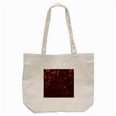 Brown Sequins Background Tote Bag (cream) by Simbadda