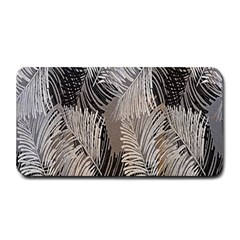 Floral Pattern Background Medium Bar Mats by Simbadda