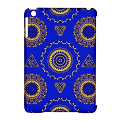 Abstract Mandala Seamless Pattern Apple Ipad Mini Hardshell Case (compatible With Smart Cover) by Simbadda