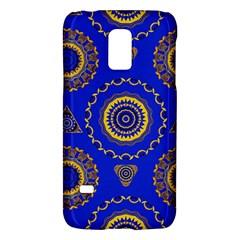 Abstract Mandala Seamless Pattern Galaxy S5 Mini by Simbadda