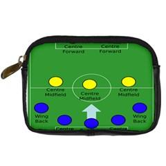 Field Football Positions Digital Camera Cases by Alisyart