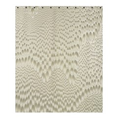 Coral X Ray Rendering Hinges Structure Kinematics Shower Curtain 60  X 72  (medium)  by Alisyart