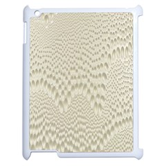 Coral X Ray Rendering Hinges Structure Kinematics Apple Ipad 2 Case (white) by Alisyart