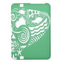 Fish Star Green Kindle Fire Hd 8 9  by Alisyart