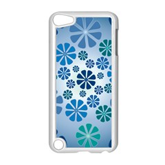 Geometric Flower Stair Apple Ipod Touch 5 Case (white) by Alisyart