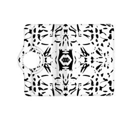 Nums Seamless Tile Mirror Kindle Fire Hd (2013) Flip 360 Case by Alisyart