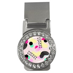 Pink Circle Red Pattern,sexy Money Clips (cz)  by Alisyart