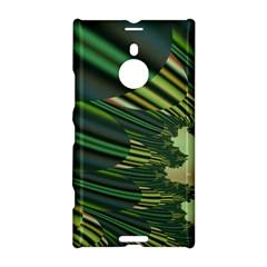 A Feathery Sort Of Green Image Shades Of Green And Cream Fractal Nokia Lumia 1520 by Simbadda