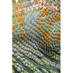 Macro Of Chameleon Skin Texture Background 5 5  X 8 5  Notebooks by Simbadda