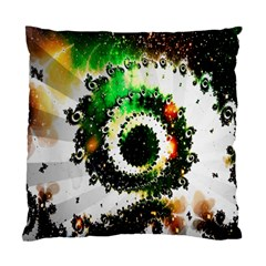 Fractal Universe Computer Graphic Standard Cushion Case (two Sides)