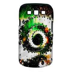 Fractal Universe Computer Graphic Samsung Galaxy S Iii Classic Hardshell Case (pc+silicone) by Simbadda