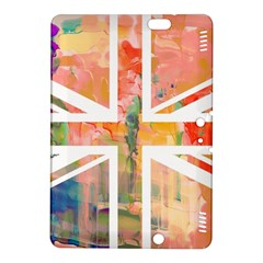 Union Jack Abstract Watercolour Painting Kindle Fire Hdx 8 9  Hardshell Case