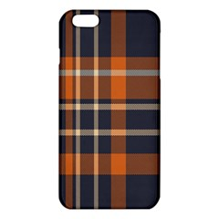 Tartan Background Fabric Design Pattern Iphone 6 Plus/6s Plus Tpu Case by Simbadda