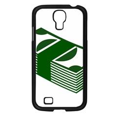 Rich Dollar Money Green Samsung Galaxy S4 I9500/ I9505 Case (black) by Alisyart
