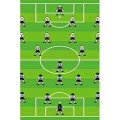 Soccer Field Football Sport 5 5  X 8 5  Notebooks by Alisyart