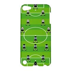 Soccer Field Football Sport Apple Ipod Touch 5 Hardshell Case by Alisyart