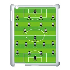 Soccer Field Football Sport Apple Ipad 3/4 Case (white) by Alisyart