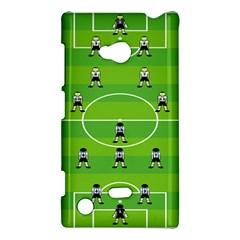 Soccer Field Football Sport Nokia Lumia 720 by Alisyart