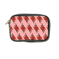 Variant Red Line Coin Purse by Alisyart